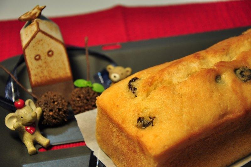 小麗-栗子蘭姆蛋糕