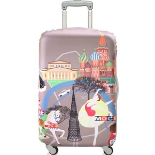 LOQI luggage case │ Moscow 【L】