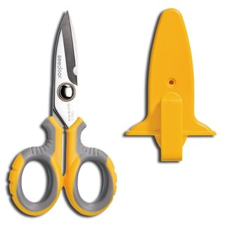 Hi powerful home duo Gold electrician scissors