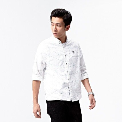 DYC Dimension series -Diffusion shirt | Only M left