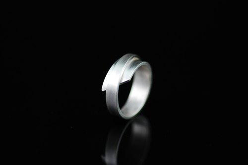 925 Silver Collection - Couple Ring