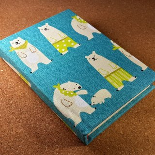 IVxVI Series [Polar Bear is a Sunshine Man] 4X6 Miles Handmade Hardcover