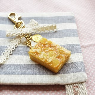 Sweet Dream ☆ Ribbon butterfly knot almond cakes / Charm