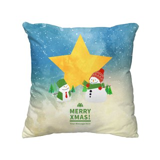 [Handongsongnuan] ordered a Christmas pillow! - To have friends come from afar -
