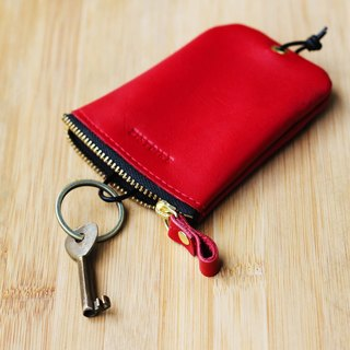[Keys' Sweet Home / Wallets] ZiBAG-031 / Classic Red Red