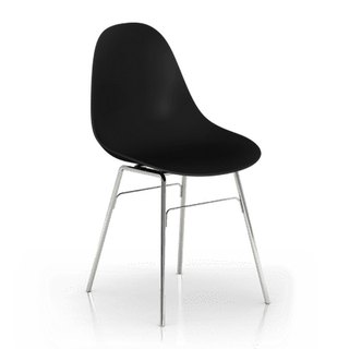 TOOU Side Chair (黑色)