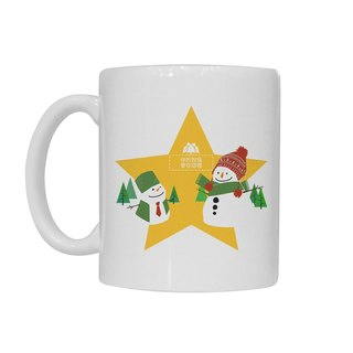 [Handongsongnuan] ordered a Christmas mug! - To have friends come from afar -