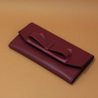 ChiaoChiao Bowtie Long Wallet