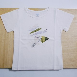 IAN Children's Kids series 100% organic cotton migratory original embryo color Organic Cotton (can be customized white)