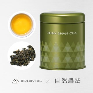 [Mountains came to tea] Natural Agricultural Law Mountain Oolong Tea (37.5g/can)