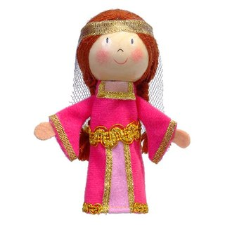 [UK Fiesta moving hands +] play creative creativity finger beautiful girl veil even toys