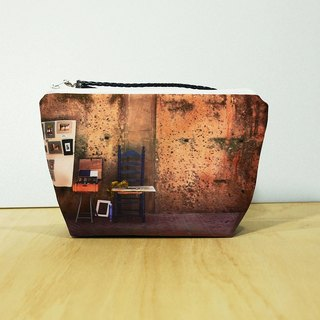 [Good] portable travel cosmetic bag ◆ ◇ ◆ big coincidence, the artist ◆ ◇ ◆