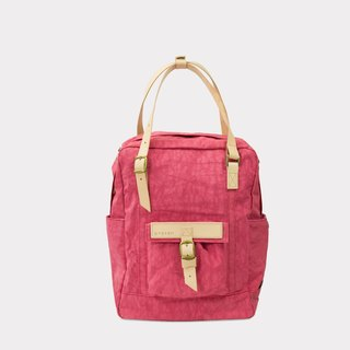 【ZeZe Bag】DYDASH x 3way/hand bag/shoulder bag/backpack/diaper bag/contrast color(Pink Planet)