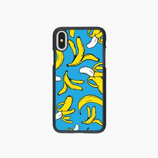 Phone Case - Banana Split (Pacific Blue)