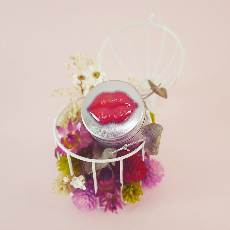 【Kizandy】香吻果漾水嫩護唇膏-西瓜(11g)