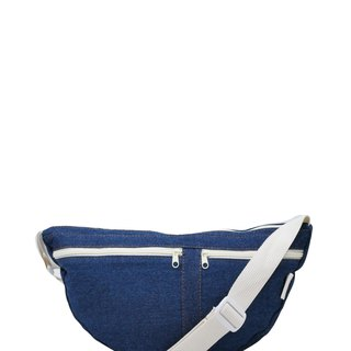 DARK JEANS BELT BAG