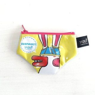 1212 play design can not wear underwear monopoly - naughty rabbit treasure
