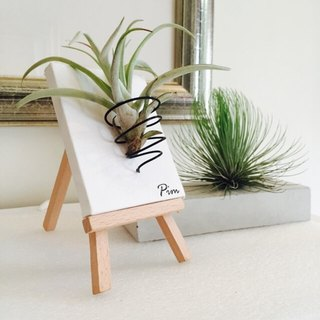 Animal and plant empty phoenix small easel / / without planting / /