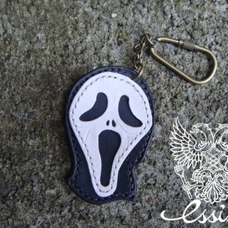 [ISSIS] Scream Scream mask classic key ring