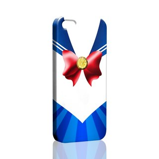 Sailor Uniform Red Butterfly iPhone X 8 7 6s Plus 5s Samsung S7 S8 S9 Mobile Shell