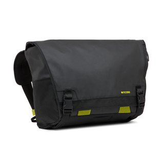 "[INCASE]Range Messenger Large 15"" Classic Messenger Package (Black)"