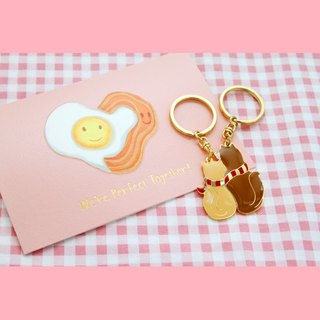 Love Sweet Group - 1 - We're Perfect Together Cards, Perfect Together Keyrings - Cats & Dogs