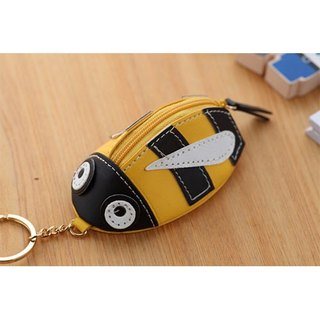 Travel Accessories] [OT purse keychain (Bee)