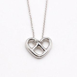 Childishness Silver Necklace