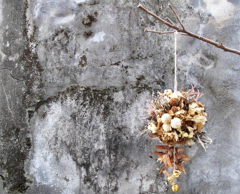 秋花球風鈴