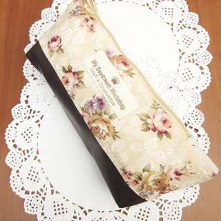 My Daydream Workshop small floral stationery Tian Yuanqing new zipper pencil case stationery admission package bags