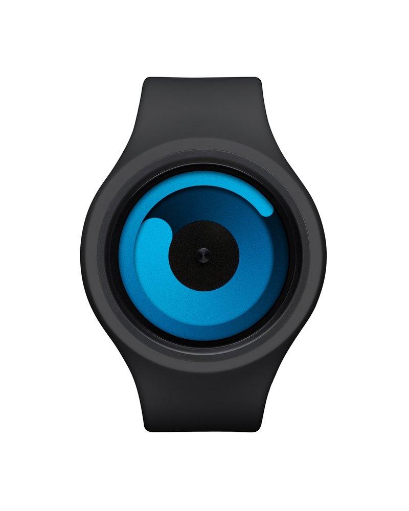 宇宙重力+系列腕錶 GRAVITY PLUS+ (黑/海洋藍 , Black / Ocean)