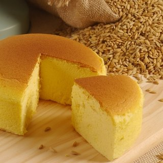 — Gluten-Free — Brown Rice Cake - Original Light Cheese (6吋)