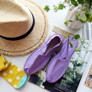 Espadrilles Lavender Comfrey series shoes