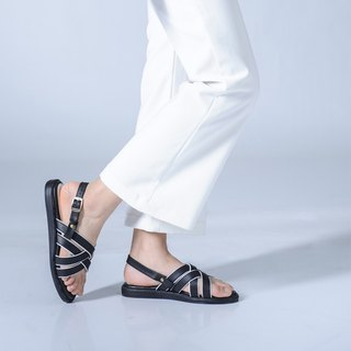 Gladiator Sandals shoes - Mars black