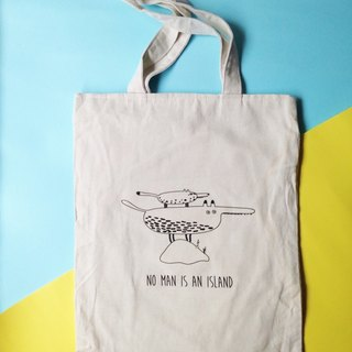 Silos | shoulder canvas bag