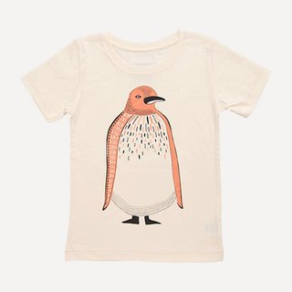 Amabro Honey Tee · Penguin · 5-6 years