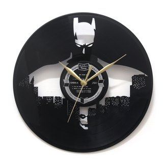 Batman Batman - Vinyl Clock