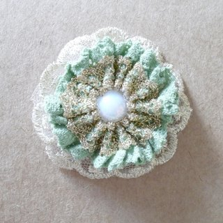 Lace flowers small hairpin / hair band / hair bands