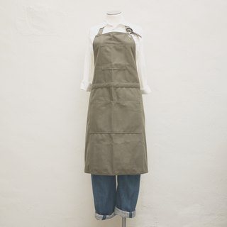 Canvas 01 Full Length Apron