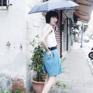 Light blue hakama
