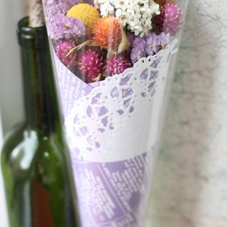 [Gomphrena dried bouquet] - immortalized flower / dried flowers / jewelry bouquet / wedding bouquet bouquet / flower ceremony