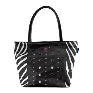 COPLAY tote bag II-punk zebra