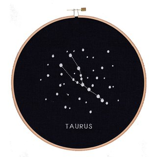 Embroidery hoop: TAURUS (wooden embroidery frame embroidery hoop Taurus).