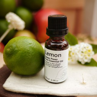 【Green Plus】100% Pure Essential Oil - 20ml- Lemon Oil