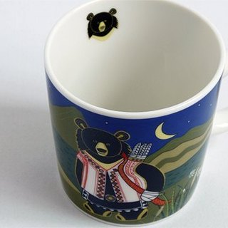 Asiatic Black Bear –Mug
