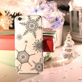 iPhone6 ​​Plus / Mobile Shell / Hard Shell / Snowflake / Gift