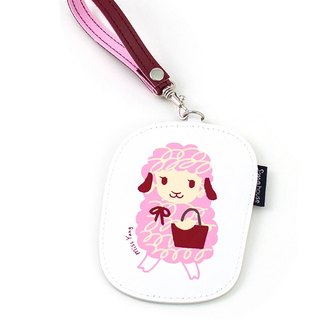 [BiBi] multi-purpose ticket holder: Miss Yang holiday