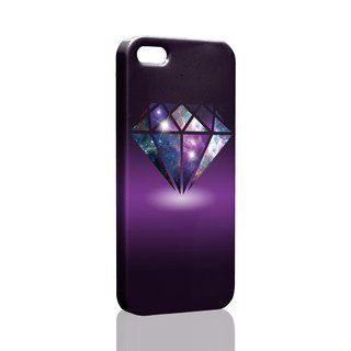 Rock Diamond (purple) Custom Samsung S5 S6 S7 note4 note5 iPhone 5 5s 6 6s 6 plus 7 7 plus ASUS HTC m9 Sony LG g4 g5 v10 phone shell mobile phone sets phone shell phonecase