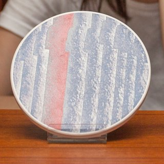 Li Jianzhong / Abstract -9 - Water Moon Coasters