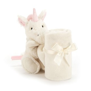 Jellycat Bashful Unicorn Soother (one size 34cm)